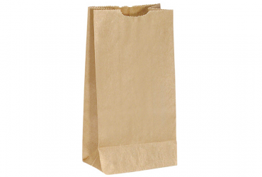 flat bottom paper bag