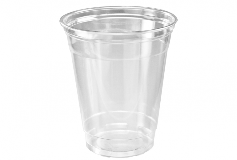 clear plastic cup PP